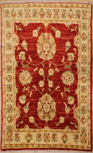 R8809 Traditional Afghan Rug