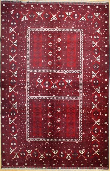 R8442 Traditional Handmade Persian Rug