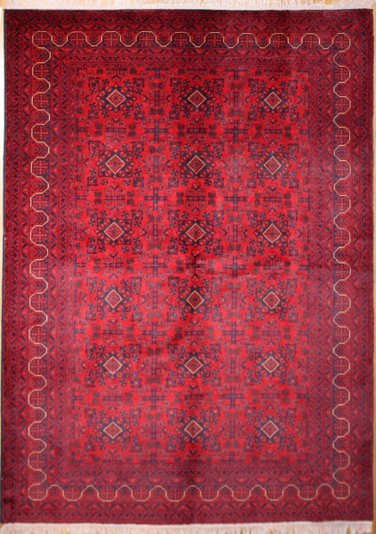 R8445 Traditional Handmade Persian Rug