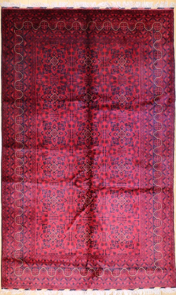 R8447 Traditional Handmade Persian Rug