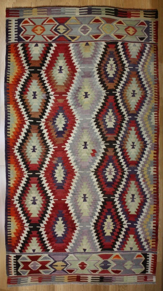 R8219 Traditional Turkish Kilim Rugs