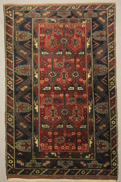 Traditional Turkish Rug R7898