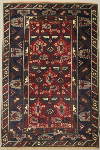 Traditional Turkish Rugs R7901