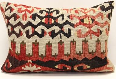 D156 Turkish  Kilim Cushion Pillow Cover