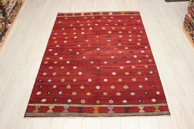 Turkish Anatolian Balikesir Cicim Rug R9090