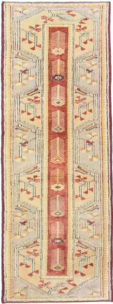 R7904 Turkish Anatolian Carpet Runner