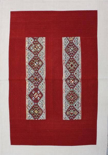 F1512 Turkish Anatolian Kilim Patchwork