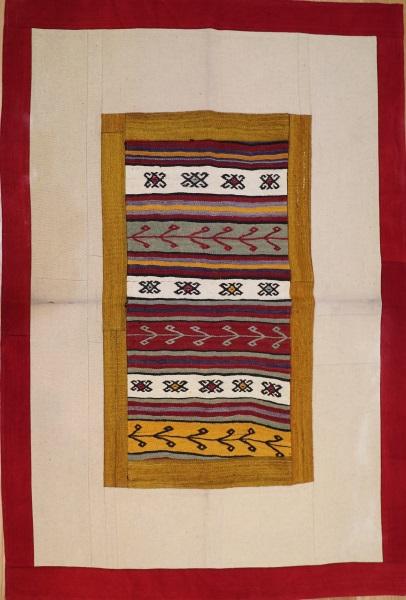 R2367 Turkish Anatolian Kilim Patchwork