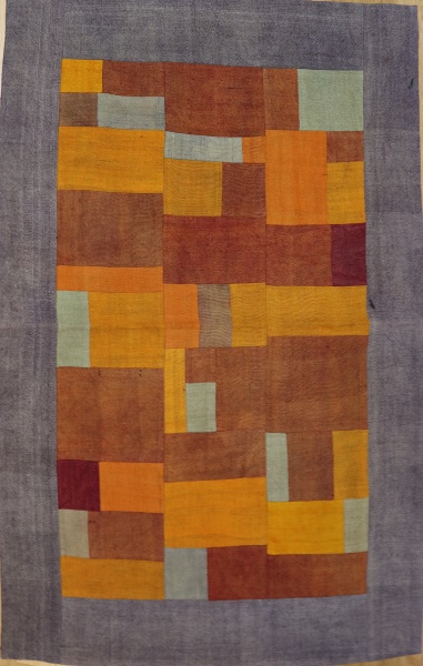R1346 Turkish Anatolian Kilim Patchwork Rugs