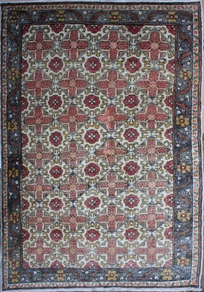Turkish Anatolian Yeşilhisar Rug R3739