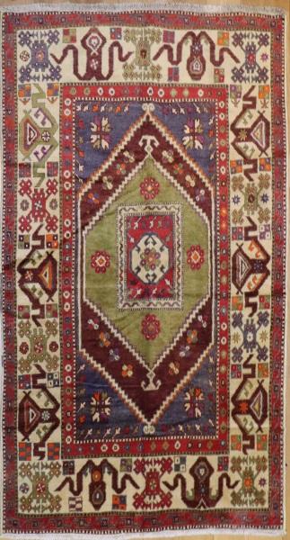 R911 Turkish Anatolian Yuntdag Carpet