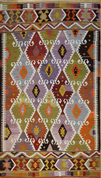 R7181 Turkish Antalya Kilim