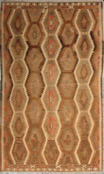 R4646 Turkish Antalya Kilim Rug