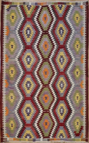 R6332 Turkish Antalya Kilim Rug