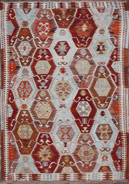 R5589 Turkish Barak Kilim