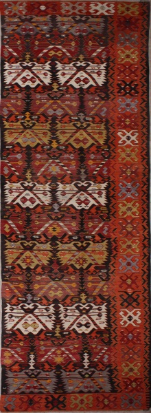 R7180 Turkish Emirdag Kilim Runner