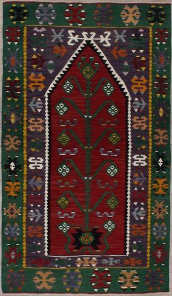 R6419 Turkish Esme Kilim