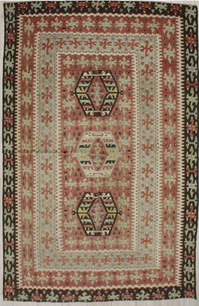 R3679 Turkish Esme Kilim Rugs
