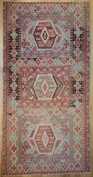 R7642 Turkish Esme Kilim Rugs
