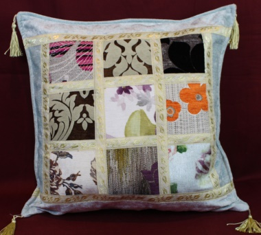T4 Turkish fabric Patchwork Cushion Covers