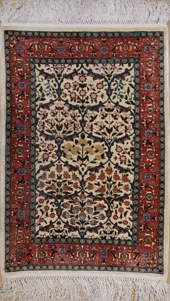 R4826 Turkish Hereke Silk Rugs