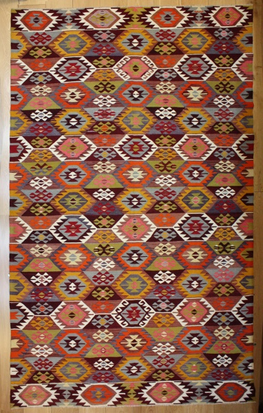 R8142 Turkish High Quality Anatolian Kilim Rug