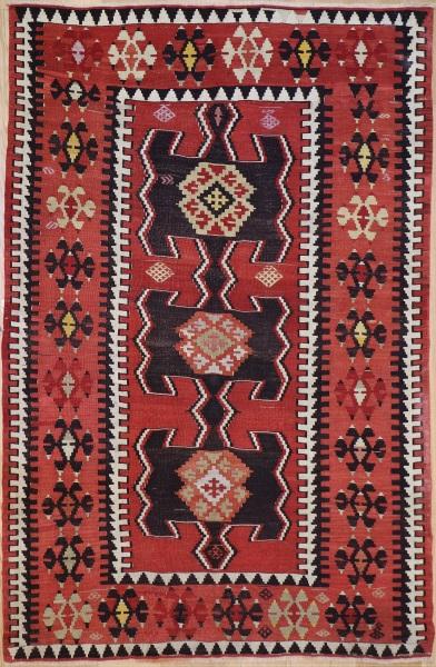 R8143 Turkish High Quality Anatolian Kilim Rug