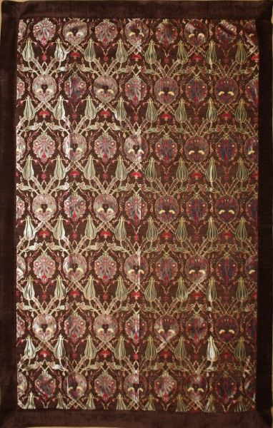 R8344 Turkish High Quality Jacquard Chenille Upholstery Fabric
