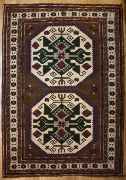 Turkish Kars Wool Rug R7692