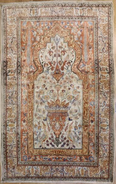 R7424 Turkish Kayseri Floss carpet