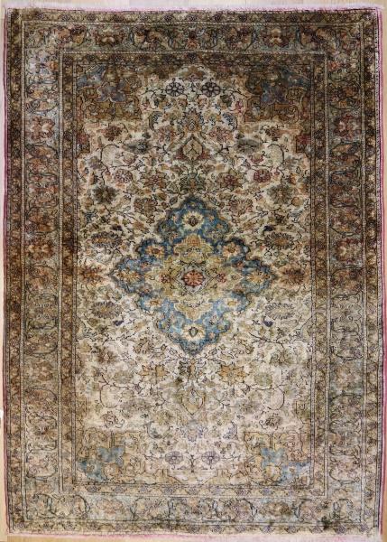 R7421 Turkish Kayseri Floss Silk Rug