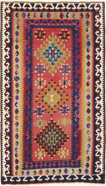 R5632 Turkish Kayseri Kilim