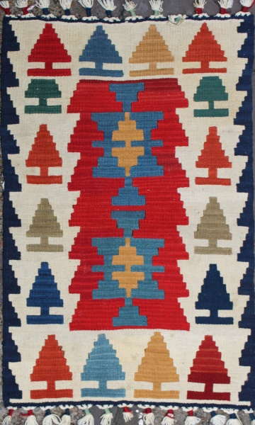 R5722 Turkish Kayseri Kilim