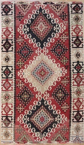 R5544 Turkish Kayseri Kilim Rugs