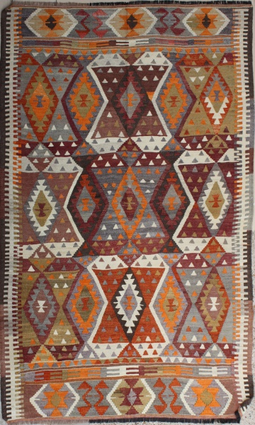 R4654 Turkish Kilim