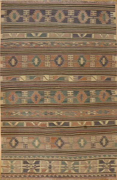 R2629 Turkish Kilim