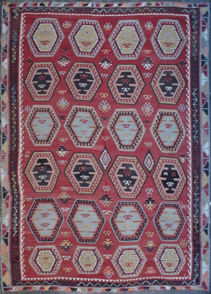 R5890 Turkish Kilim