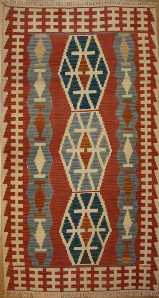 R6164 Turkish Kilim