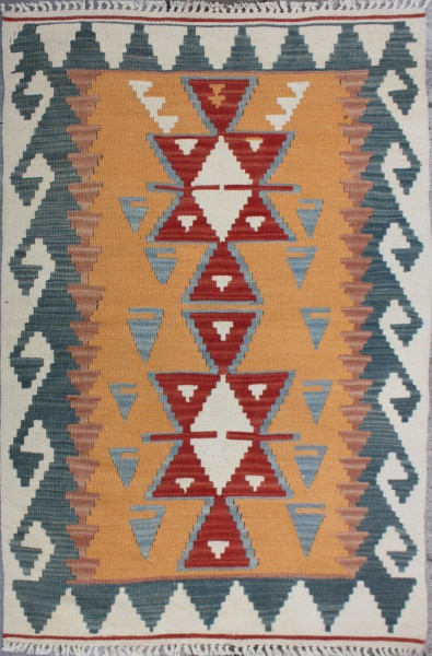 R6168 Turkish Kilim
