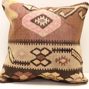 M300 Turkish Kilim Cushion Cover