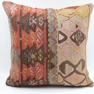 L111 Turkish Kilim Cushion Cover