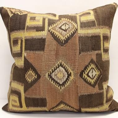 XL276 Turkish Kilim Cushion Cover