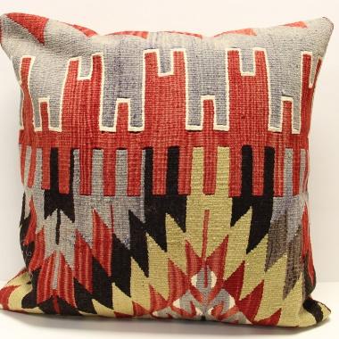 XL332 Turkish Kilim Cushion Cover