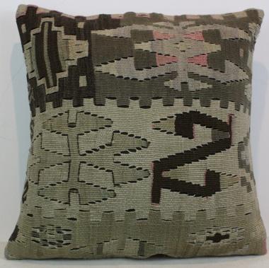 M1301 Turkish Kilim Cushion Cover