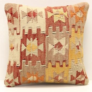 S463 Turkish Kilim Cushion Cover