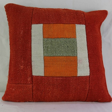 M1477 Turkish Kilim Cushion Cover