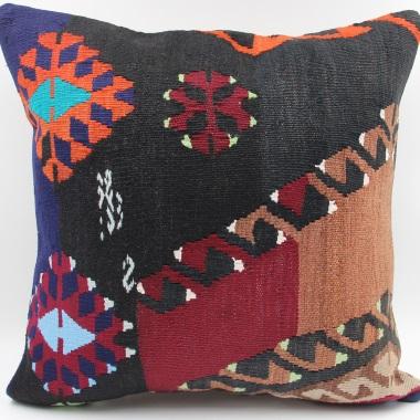 L606 Turkish Kilim Cushion Cover