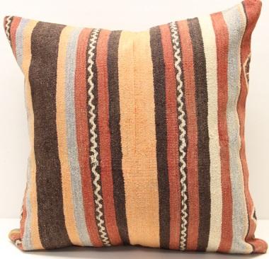 L607 Turkish Kilim Cushion Cover