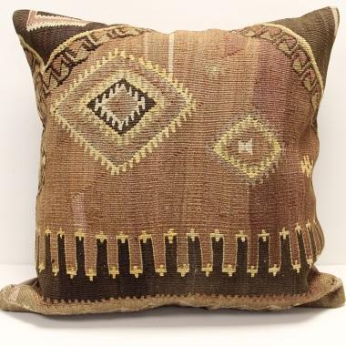 XL462 Turkish Kilim Cushion Cover