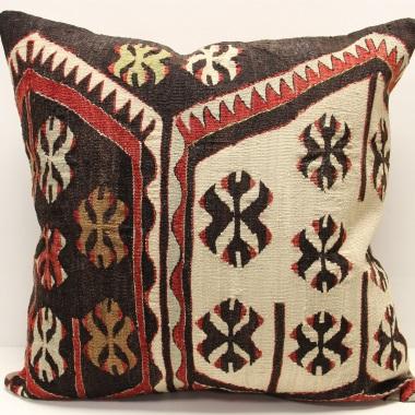 XL467 Turkish Kilim Cushion Cover